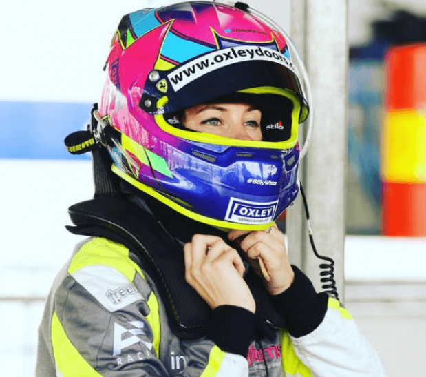 Abbie_Eaton_Silverstone_Drive_Instructor